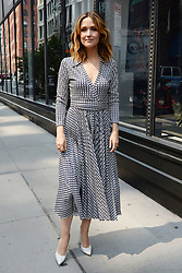 August 15, 2018 - New York, NY, USA - August 15, 2018 New York City..Rose Byrne made an appearance  on Build Speaker Series on August 15, 2018 in New York City. (Credit Image: © Kristin Callahan/Ace Pictures via ZUMA Press)
