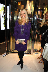 HANNAH SANDLING at a party to launch jeweller Boodles new store at 178 New Bond Street, London W1 on 26th September 2007.<br /><br />NON EXCLUSIVE - WORLD RIGHTS