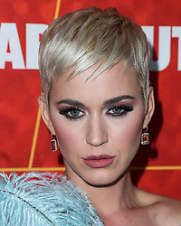 BEVERLY HILLS, LOS ANGELES, CA, USA - OCTOBER 18: amfAR Gala Los Angeles 2018 held at the Wallis Annenberg Center for the Performing Arts on October 18, 2018 in Beverly Hills, Los Angeles, California, United States. 18 Oct 2018 Pictured: Katy Perry. Photo credit: Xavier Collin/Image Press Agency/MEGA TheMegaAgency.com +1 888 505 6342