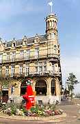 Grand Hotel de l'Empereur, Wyck area of central Maastricht, Limburg province, Netherlands