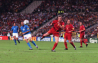 Fotball<br /> EM-sluttspillet 2000<br /> Italia v Belgia<br /> Foto: Digitalsport<br /> Norway Only<br /> Stefano Fiore, Italia