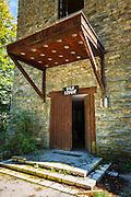 Vila Izvor (Yugoslavia president Tito's hideaway), Plitvice Lakes National Park, Croatia