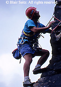 Outdoor recreation, Rock Climbing, Repelling, Rock Face Ledge, Susquehanna River, Lancaster Co., PA