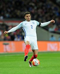 Kyle Walker of England  - Mandatory by-line: Dougie Allward/JMP - 29/03/2016 - FOOTBALL - Wembley Stadium - London, United Kingdom - England v Netherlands - International Friendly