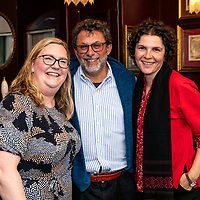 Chicago Booth Jenny Eriksson leaving Party 24th Sept 2021