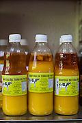 Fortaleza_CE, Brasil.<br /> <br /> Manteiga de garrafa, produto tipico e muito consumido no Nordeste do Brasil.<br /> <br /> Manteiga de garrafa (bottled butter) typical product consumed in northeastern of Brazil.<br /> <br /> Foto: RODRIGO LIMA / NITRO
