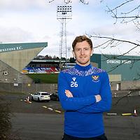 Liam Craig New St J Contract