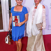 NLD/Amsterdam/20150908 - Inloop Gala 2015 - Nationaal Ballet, Vera Mann en ....................