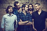 Distorted Harmony<br /> <br /> Members from right to left:<br /> Yoav Efron / יואב אפרון (Keyboards)<br /> Guy Landau / גיא לנדאו (Guitars)<br /> Yogev Gabay / יוגב גבאי (Drums)<br /> Misha Soukhinin / מישה סוחינין (Vocals)<br /> Iggy Jalapeno Cohen / איגי חלפניו כהן (Bass)<br /> ---------------------------------------------------<br /> Credit sould read-<br /> Photo by: Omer Messinger