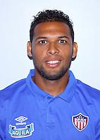 Colombia League - Liga Aguila 2015-2016 - <br /> Club Deportivo Junior de Barranquilla - Colombia / <br /> Felix Enrique Noguera