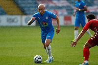 Sam Minihan. Stockport County FC 3-0 Dover Athletic FC. Vanarama National League. 10.10.20