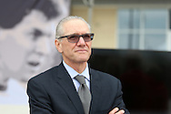 10 October 2013: U.S. Soccer Federation General Secretary Dan Flynn. The 2013 National Soccer Hall of Fame Induction Ceremony was held on the West Plaza outside Sporting Park in Kansas City, Kansas.