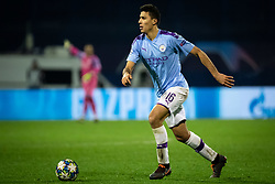 Rodri of Manchester City during football match between GNK Dinamo Zagreb and Manchester City in 6th Round of UEFA Champions league 2019/20, on December 11, 2019 in Maksimir, Zagreb, Croatia. Photo by Blaž Weindorfer / Sportida