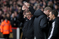 Chris Wilder manager of Sheffield United during the English Football League One match at Bramall Lane, Sheffield. Picture date: December 31st, 2016. Pic Jamie Tyerman/Sportimage