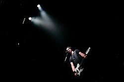 June 14, 2017 - Milan, Italy - The French band Gojira performs live in Milan at Alcatraz. (Credit Image: © Daniele Baldi/Pacific Press via ZUMA Wire)