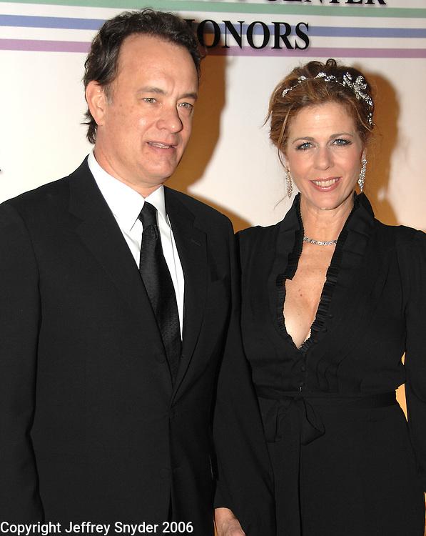 Tom Hanks and Rita Wilson<br />