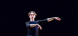 MEN IN MOTION<br /> curated by Ivan Putrov<br /> at The Lodz Grand Theatre, Poland<br /> 19th May 2015 <br /> <br />  rehearsals <br /> as part of the 23rd Łódź Ballet Festival 2015<br /> <br /> Ivan Putrov <br /> <br /> <br /> Photograph by Elliott Franks <br /> Image licensed to Elliott Franks Photography Services