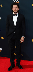 September 18, 2016 - Los Angeles, California, United States - Kit Harington arrives at the 68th Annual Emmy Awards at the Microsoft Theater in Los Angeles, California on Sunday, September 18, 2016. (Credit Image: © Michael Owen Baker/Los Angeles Daily News via ZUMA Wire)