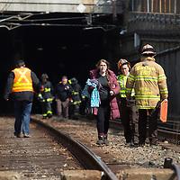 MBTA Green Line Derailment, 3/10/14