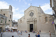 The Cathedral of Otranto,  is the most important Christian church in the Italian city of Otranto.