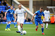 Coventry City midfielder Liam Kelly (6) during the EFL Sky Bet League 1 match between Peterborough United and Coventry City at London Road, Peterborough, England on 16 March 2019.