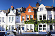 Lion Houses in Parsons Green, London SW6