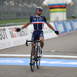 27-09-2020: wielrennen: WK weg mannen: Imola<br />Julian Alaphillipe is the new world champion road