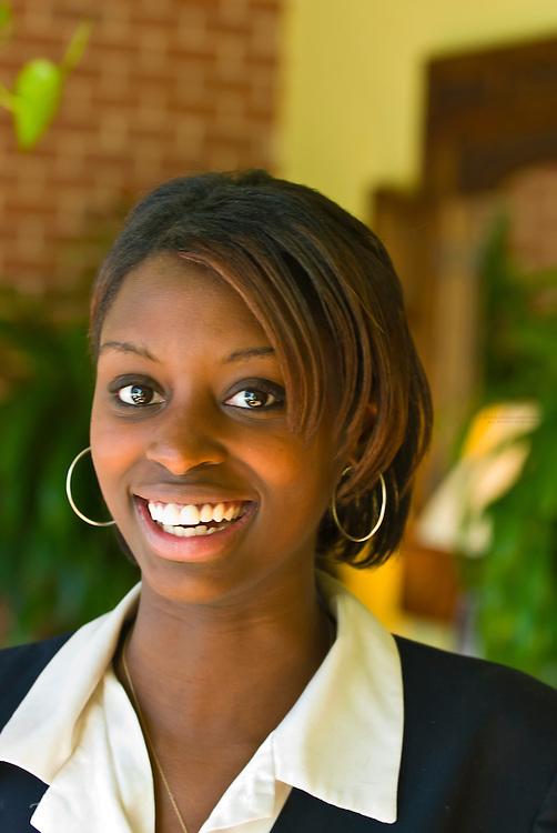 Staff member at the Woodlands Resort & Inn, Summerville (Charleston), South Carolina