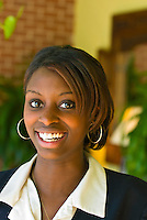 Staff member at the Woodlands Resort & Inn, Summerville (Charleston), South Carolina