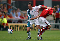 Photo: Paul Thomas.<br /> Crewe Alexandra v Liverpool. Pre Season Friendly. 22/07/2006.<br /> <br /> Robbie Fowler of Liverpool in action.