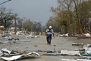 Ten years ago I was on the first helicopter headed to the gulf coast after Hurricane Katrina made landfall. I rode with Governor Barbour as he surveyed the Gulf Coast in an open door Huey for the first time, seeing first hand the devastation from this historic storm. I stayed with Mississippi Emergency Management documenting the first two weeks of the States response to Hurricane Katrina and the devastation is left in its wake. I continued to photograph Hurricanes Katrina over the next three years. Photo ©Suzi Altman
