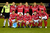 Fotball<br /> Foto: ProShots/Digitalsport<br /> NORWAY ONLY<br /> <br /> AZ - Grasshopper<br /> <br /> 15-12-2005 , UEFA cup lagbilde AZ