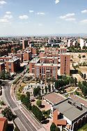 edilizia residenziale alla periferia nord-est della città.              residence buildings at north-east periphery of the city.