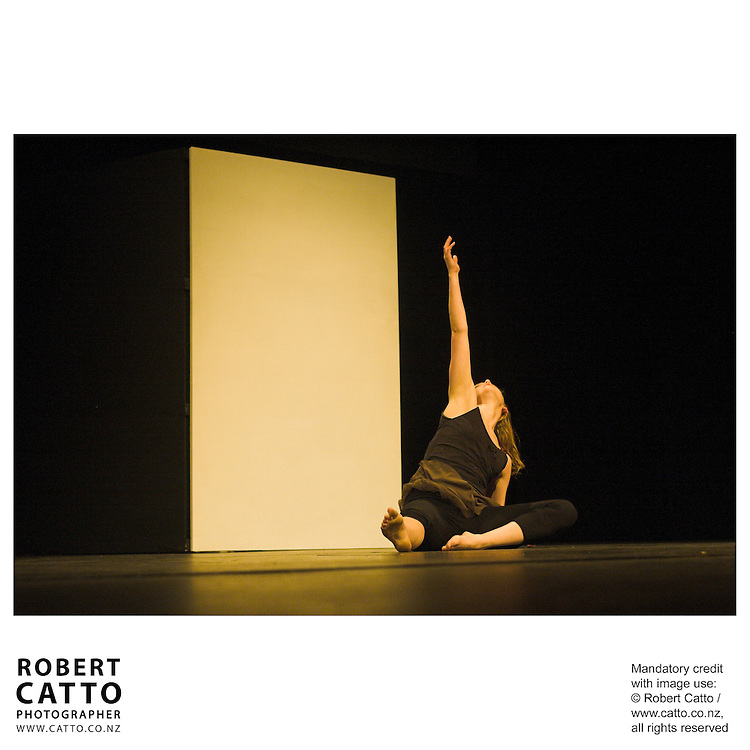 Footnote Dance at the Arts Foundation of New Zealand New Generation Awards at the St James Theatre, Wellington, New Zealand.<br />