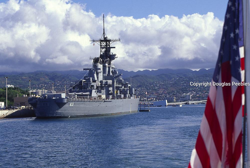 U.S.S. Missouri, Pearl Harbor, Oahu, Hawaii<br />