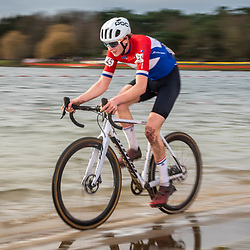 21-12-2019: Cycling : Waaslandcross Sint Niklaas: Gustav Wang (DEN)
