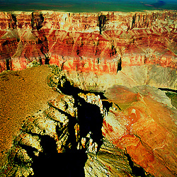 Aerial Photograph of the Grand Canyon