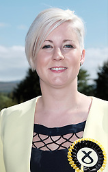 Hannah Bardell Election Campaign Launch, Sunday 7th May 2017<br /> <br /> The Scottish National Party's Hannah Bardell launched her campaign to be re-elected to the Westminster Parliament in the General Election on June 8th 2017 in the Livingston constituency.<br /> <br /> Fiona Hyslop MSP, Angela Constance MSP and Martyn Day were present to watch the launch<br /> <br /> (c) Alex Todd | Edinburgh Elite media