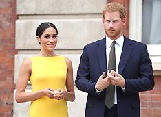 Harry & Meghan welcome baby daughter - 4 June 2021