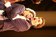 Robert Gierlach as Figaro and Iride Martinez as Susanna in a scene from Act III of Le Nozze Di Figaro.