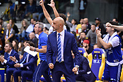 Vitucci Francesco<br /> FIAT Torino - Happy Casa Brindisi<br /> Lega Basket Serie A 2018-2019<br /> Torino 11/11/2018<br /> Foto M.Matta/Ciamillo & Castoria