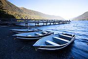 Lake Crescent Lodge, Olympic National Park. Washington
