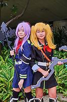 Singapour, festival annuel des amoureux de dessin animé et de manga // Singapore, annual festival of anime and manga lovers