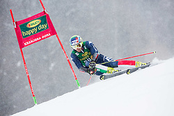 Manfred Moelgg (ITA) competes during 1st Run of 10th Men's Giant Slalom race of FIS Alpine Ski World Cup 55th Vitranc Cup 2016, on March 5, 2016 in Kranjska Gora, Slovenia. Photo by Vid Ponikvar / Sportida