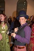 JULIE CARTER; OGGY YORDANOV, Isabella Blow: Fashion Galore! private view, Somerset House. London. 19 November 2013