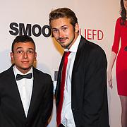 NLD/Scheveningen/20130909 -  Filmpremiere Smoorverliefd, Raynor Arkenbout en …..