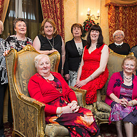 Members of The Family Carers Ireland Support Group attending the Clare Limousin Breeders 18th Annual Dinner Dance