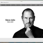 2011100601-Apple Tribute To Steve Jobs