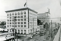 1925 Security Bank Building on Hollywood Blvd.