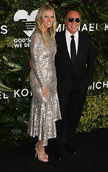 October 17, 2017 - New York City, New York, USA - 10/16/17.Gwyneth Paltrow and Michael Kors at The 11th Annual God''s Love We Deliver Golden Heart Awards in New York City. (Credit Image: © Starmax/Newscom via ZUMA Press)
